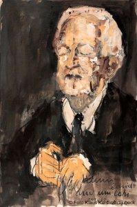 Helmut Schmidt (Trauer um Loki)