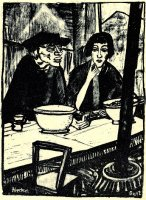 Gent-In der Muschelstube II