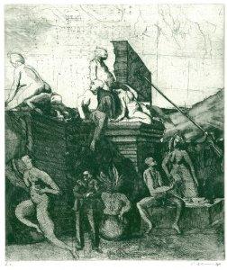 Ackermann, Peter In Gesellschaft II
