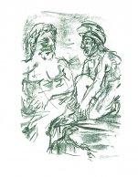 Die Odyssee 1. Gesang Vers 80-98
