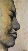 das Lächeln des Buddha 315 x 567 cm