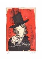 Marlene Dietrich Ich bin die fesche Lola sign und num