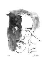 Thomas Mann 2020 schwarz weiß