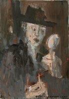 Maske für Richard III