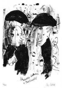 Marello Labeau und Marinelli