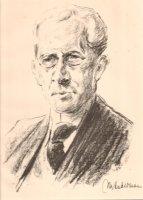 Porträt Arno Holz